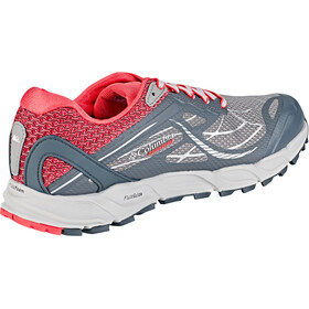 Columbia Caldorado III Outdry Running Shoes Women grey/green